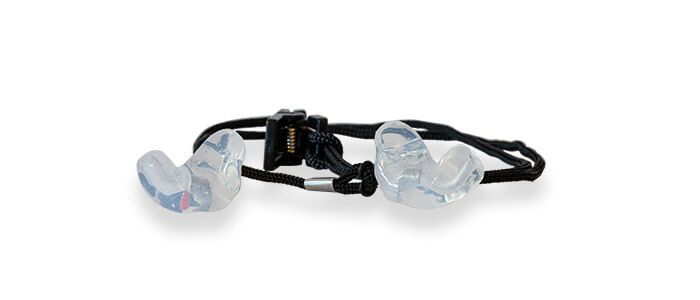 EW 1001 Earwear Soundsaver transparent